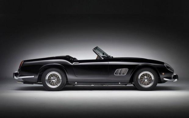Ferrari Spider California Scaglietti  #vintage #cars: Gt California, 1961 Ferrari, Expensive Cars, California Spyder, 250Gt Spyder, Rarest Cars, Actor James, Ferrari 250Gt, 36 United