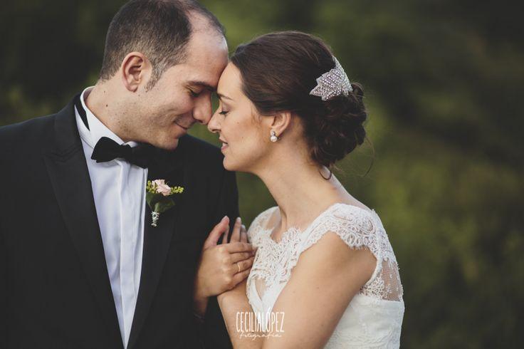 Boda romantica en Vila de cruces. Boda en pazo de Adran. Fotografia romantica de boda Coruña