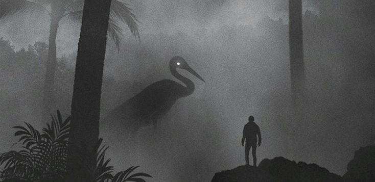 Artistul care și-a ilustrat depresia cu ajutorul monștrilor din junglă