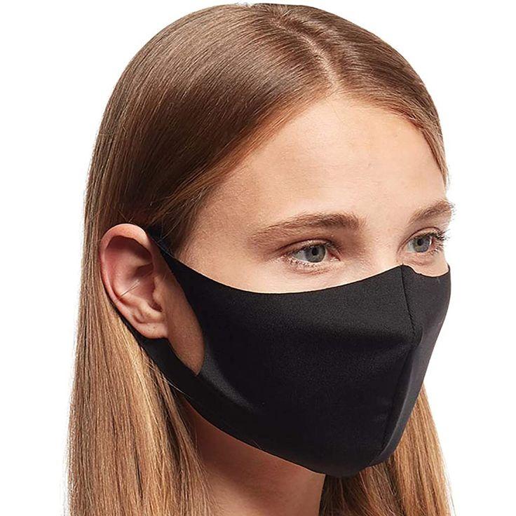 5 x Mundmasken für Freizeit Sport Training Mundschutz
