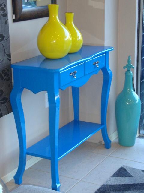 Aparador Redondo Azul Turquesa ~ 25+ melhores ideias sobre Aparador azul no Pinterest L u00e2mpada turquesa, Buffet de doces azul e