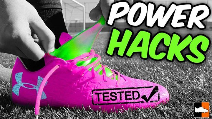 GET MORE POWER!! Watch our latest Power Hacks video on our channel: Youtube.com/FootballBoots! #fashion #style #stylish #love #me #cute #photooftheday #nails #hair #beauty #beautiful #design #model #dress #shoes #heels #styles #outfit #purse #jewelry #shopping #glam #cheerfriends #bestfriends #cheer #friends #indianapolis #cheerleader #allstarcheer #cheercomp  #sale #shop #onlineshopping #dance #cheers #cheerislife #beautyproducts #hairgoals #pink #hotpink #sparkle #heart #hairspray…