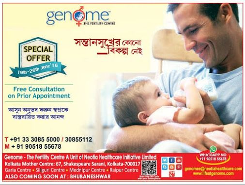 Special Offer 19th-26th June'16 Free Consultation on Prior Appointment +91 9051855678