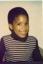Photo taken in Guyana in 1978 of 7 year old Isaac Rhodes smiling at the camera. Isaac was a victim of Jonestown massacre in Guyana on Nov. 18, 1978.
