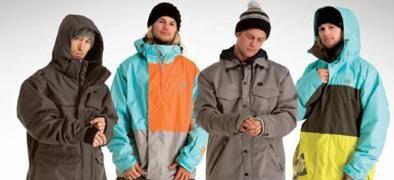 Сноубордические костюмы бертон