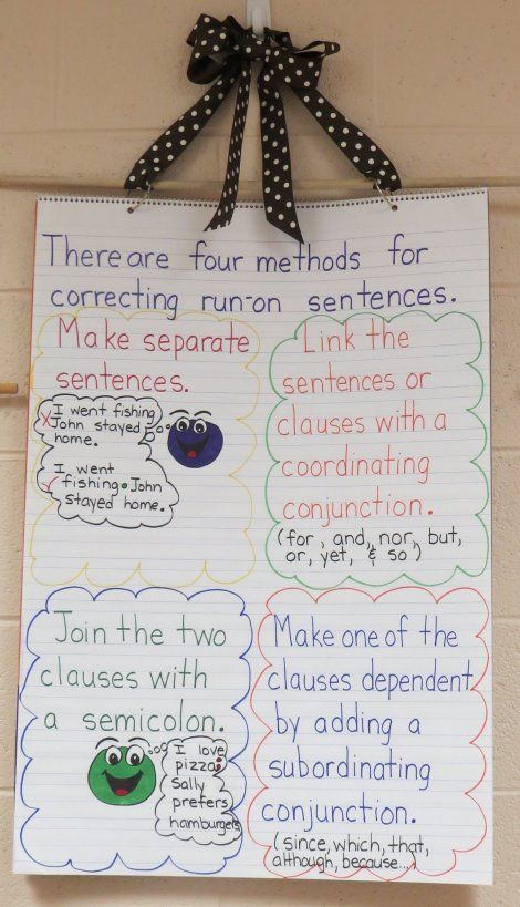 I love the idea of using the hook and a dowel rod for flip charts. The site linked has several anchor charts.