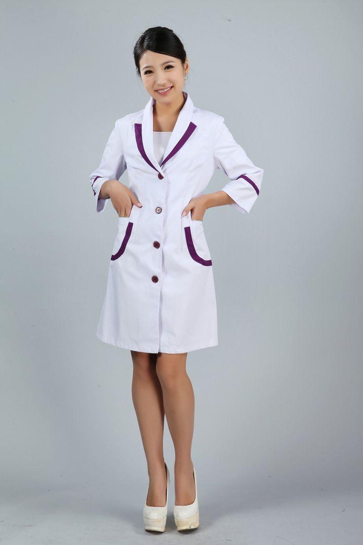 Los médicos que sirve enfermera, guardapolvos ropa de laboratorio durable lavable E151 en Médicos de Novedad y de uso especial en AliExpress.com | Alibaba Group