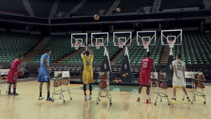 To promote special edition Christmas Day jerseys, five of the NBA's biggest stars played 'Jingle Bells' on the most unlikely of instruments! No matter what you think of the outfits, (sleeves? really?) this video is cool! Until you find out that it's all fake. They weren't even in the same room! Come on, NBA! Ask yourself, what would Jean-Claude Van Damme do? He'd do it for real.