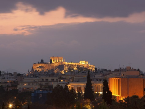 acropolis greece athens europe WHS