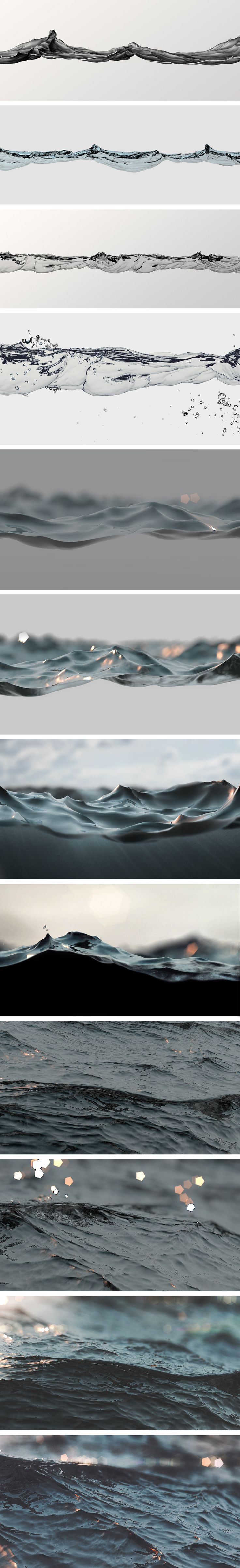 water study by Julian Hrankov
