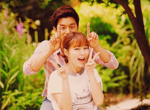 lee min jung | gong yoo