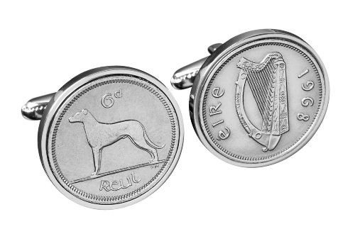 Irish Gifts for men-Handmade Sixpence Cufflinks. genuine Irish coin used worldcoincufflinks,http://www.amazon.com/dp/B005IBQZ8W/ref=cm_sw_r_pi_dp_N43atb100J01N4TZ