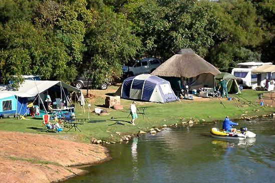 Dinokeng Fishing & Camping
