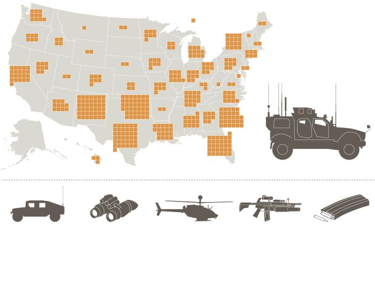 War Gear Flows to Police Departments - NYTimes.com INFOWARS.COM BECAUSE THERE'S A WAR ON FOR YOUR MIND