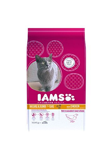 iams senior cat food