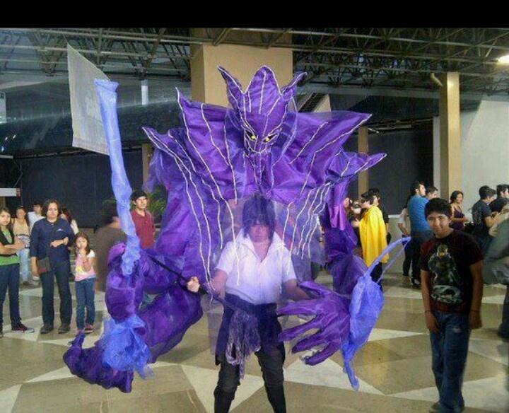Congratulate, Real sasuke susano cosplay full speaking