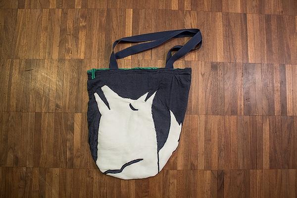 bag by alesia , via Behance