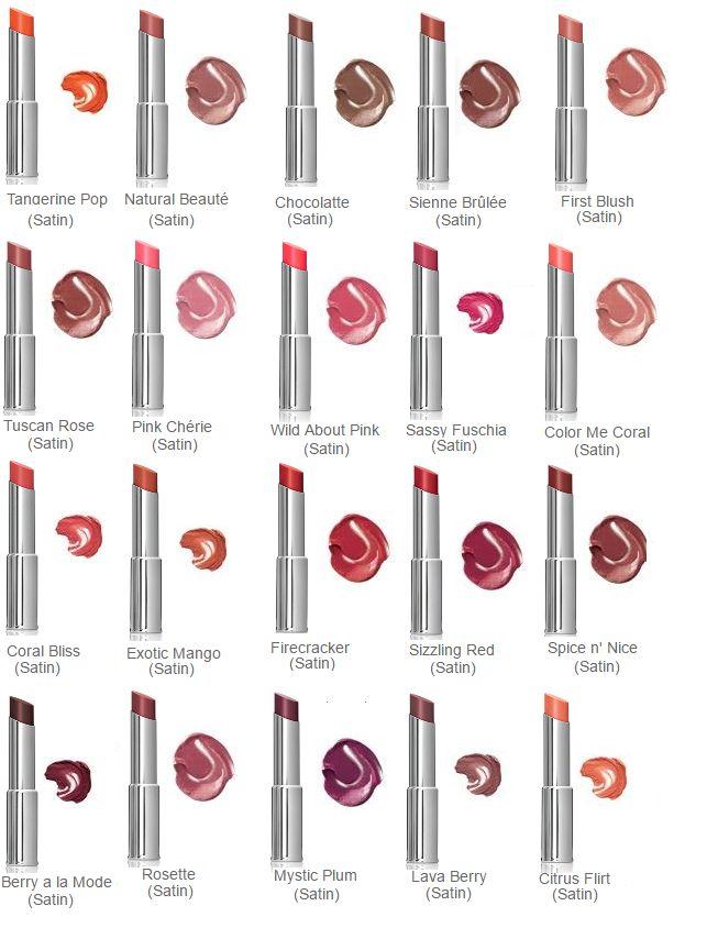 Mary Kay True Dimensions Lipstick Shades www.marykay.com/sandiecruz