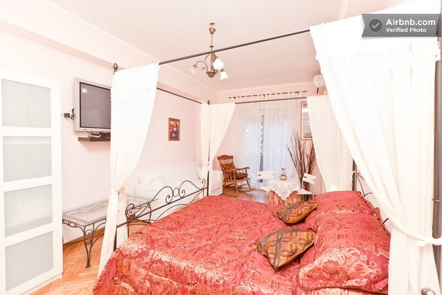 Giulia's Home Bed & Breakfast in Rome    Only $35 per night through AirBnB