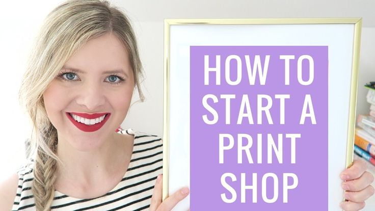 Wanting to open your own online print shop? In this video, I'll take you through the steps of starting a print shop on Etsy or Shopify. LINKS BELOW LINKS MEN...