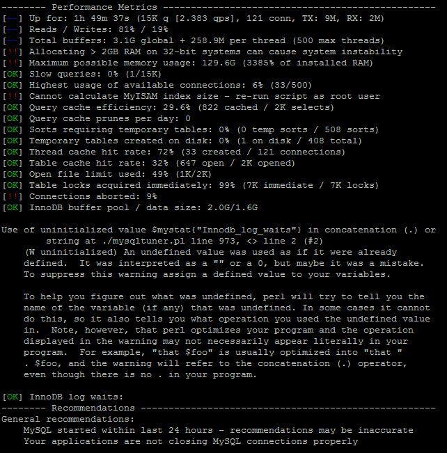 Saya akan sedikit share tentang pengalaman saya menggunakan database Mysql agar bisa melakukan optimasi database mysql kita