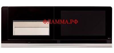Каминная топка MCZ Scenario на печном складе ФЛАММА    Топка MCZ Scenario                    Камин Scenario– уникальная модель дровяной печи итальянского производителя MCZ.      Scenario представляет собой дровяную печь-камин ителевизор Loewe 37''LCD, интегрированные в ультрамодное стальное обрамление с огнеупорным стеклом. Черное обрамление отлично гармонирует со стальной полкой, расположенной на фронтальной поверхности каминокомплекта. Само обрамление выполнено из 4 мм стеклокерамики и…