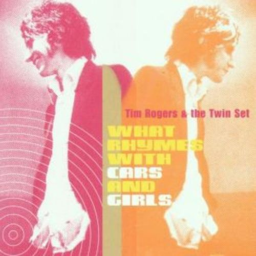 What Rhymes With Cars and Girls [CD]
