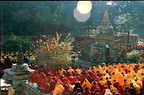 images of buddhists at worship | Buddhism: Buddhist Worship