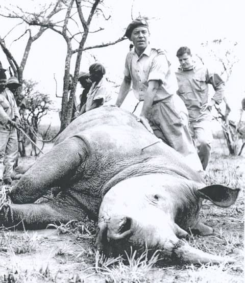 """It was a sad day for conservation and South African history yesterday as the """"Grand Father of conservation"""", Dr. Ian Player, passed away."""