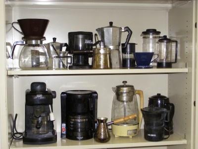 How can I select coffee making machine?