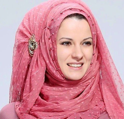 How to Style Up Lace Hijab for Pretty Girls Ideas – Girls Hijab Style & Hijab Fashion Ideas