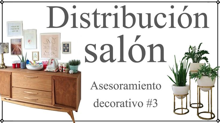 Volvemos con el consultorio de Patri donde resolvemos dudas de decoración. En esta ocasión ayudo a Cristina con la distribución y decoración de su salón. ----------ÁBREME PARA MÁS INFORMACIÓN-------------   Vídeo explicación de la Guía: https://youtu.be/4Fxu0YUAOaY Descargar la guía: http://eepurl.com/WX8qn  Servicios de decoración: https://goo.gl/oH0fe2  Consultorio decorativo gratis para participar: https://youtu.be/IKbvM8yCir4  NUEVO VIDEO CADA MARTES!!! (y a veces el viernes también)…