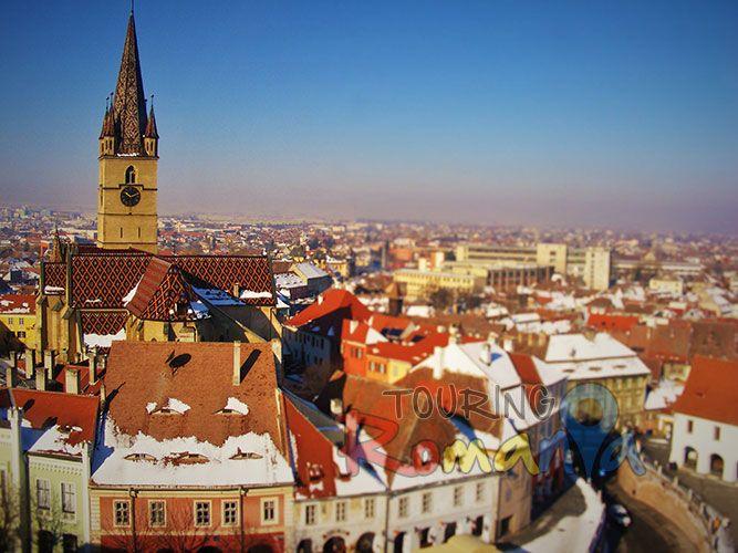 Charming Sibiu - Private Tour - Touring Romania