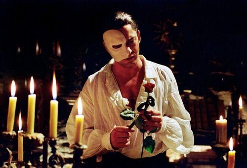 Gerard Butler in Phantom of the Opera