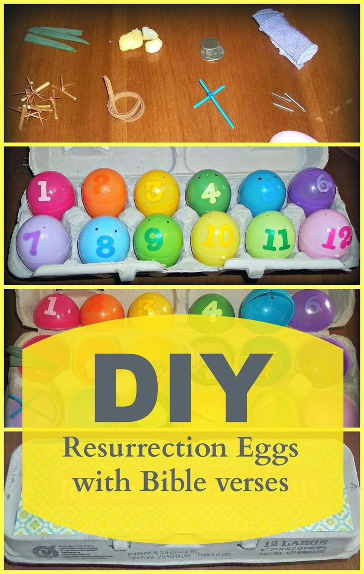 Children's Easter Bible Study Lessons | Our Everyday Life