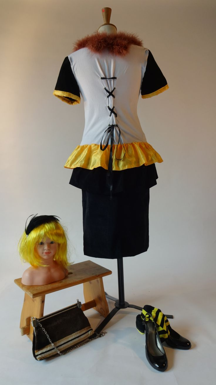 Micheala: fantastic t-shirt print/ appliqué end of term project @Richmond Art School Foyer Level1 Fashion student