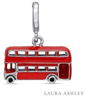 Laura Ashley Double-decker London City Bus Charm.