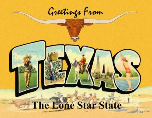 Texas - Legends of the Lone Star State #bigspoontex