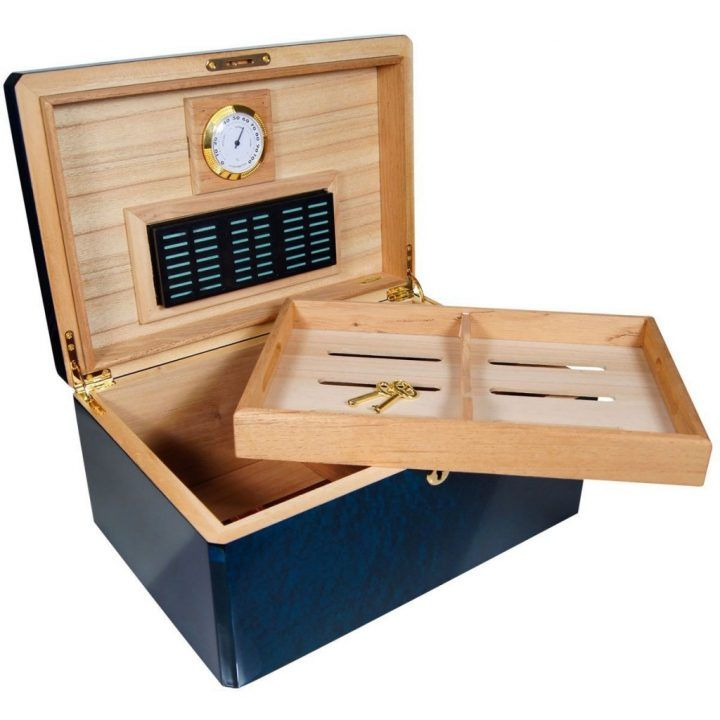 The Best-Selling Cigar Humidors of 2017 | See more at https://luxurysafes.me/blog/wine-cigars/best-selling-cigar-humidors-2017/