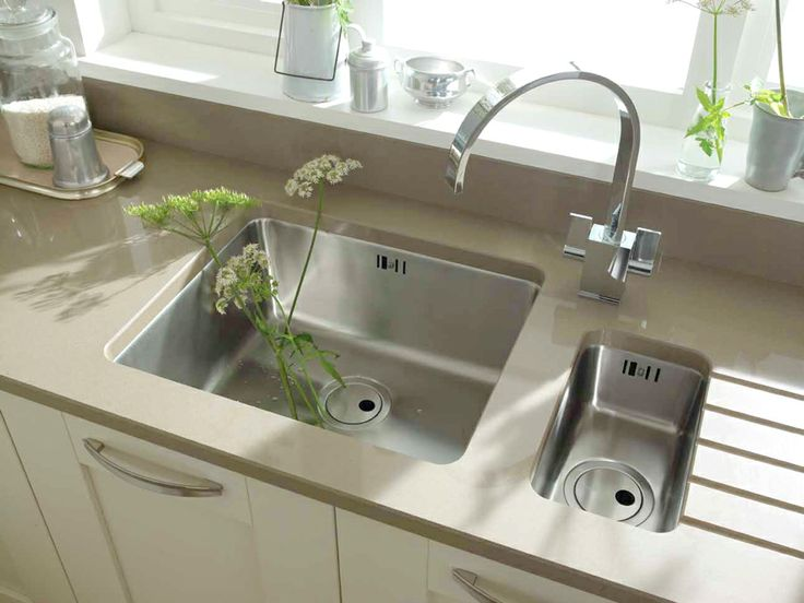 Matrix Stainless Steel Sink With Verso Chrome Tap