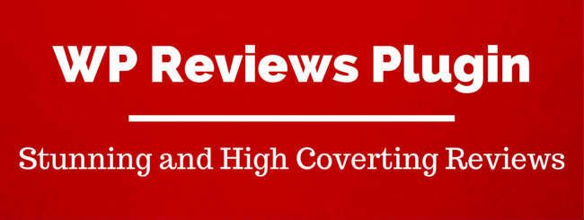 WordPress WP Reviews Plugin: Make Your Reviews Stand Out From the Crowd #wordpress #bloggingtips #plugin