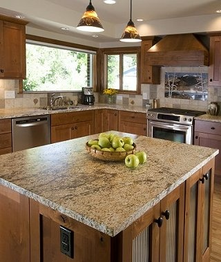 12 Best Leathered Granite Images On Pinterest Kitchen