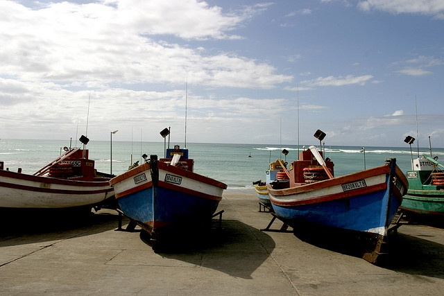 Fishing Boats - Arniston, South Africa