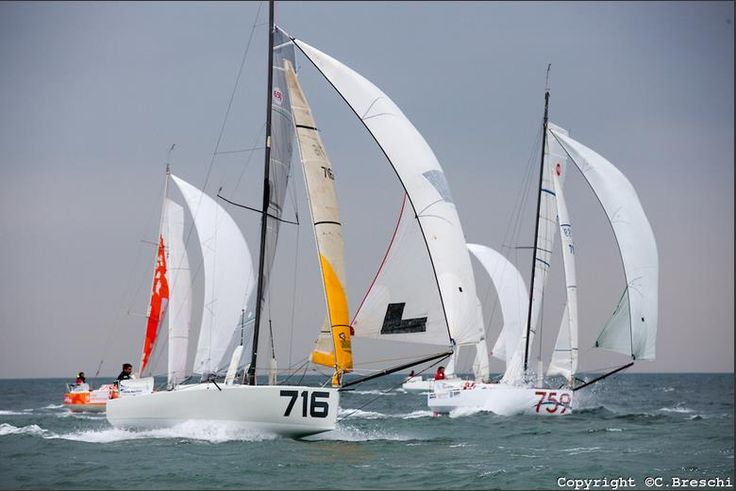 Check out this great picture of Romain Mouchel-Navigateur under sail on his #minitransat 759  #wevegotitcovered www.technocraftsl.com