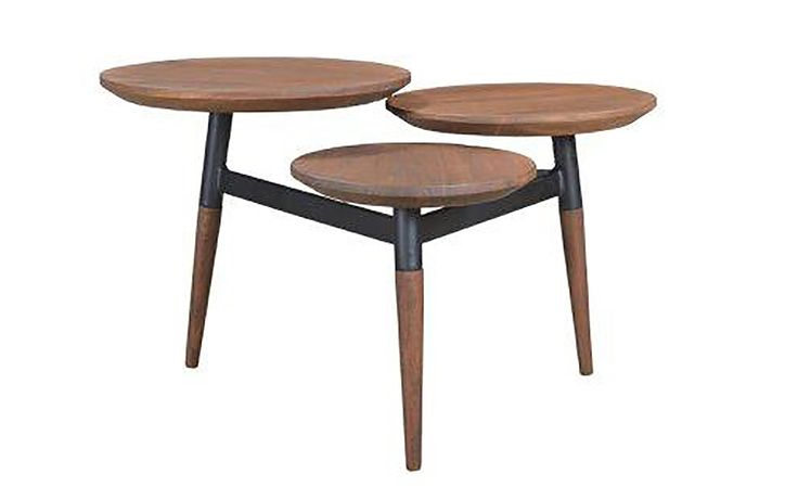 Take a look at this great Tripod Coffee Table I found at UFO!