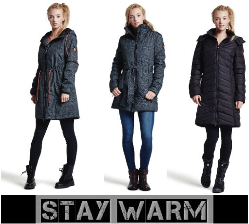 Find a great selection of feminine jackets/coats from Pure Lime that will keep you warm and stylish all winter.