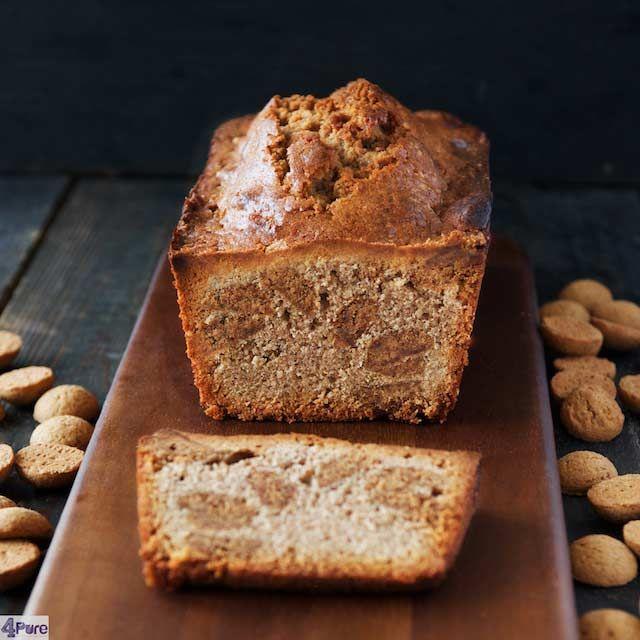 Kruidnoten cake4Pure by Andrea