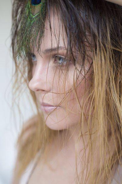 Portrait of model By Daria Nabieva  MUA Lelyokina Polina