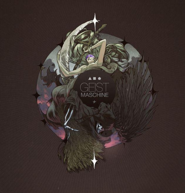 Geist Maschine | Logo