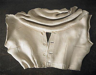 Hertha Hillfon, skulptur